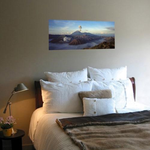 Sticker mural Volcan de Bromo