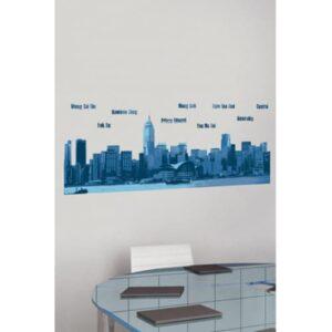 Sticker Hong-Kong dans une salle de réunion