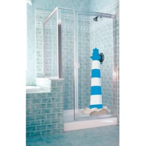 Sticker autocollant Phare Marin pour paroi de douche