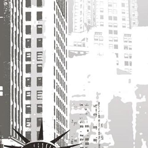 Stickers pour frigo New York USA adhésifs
