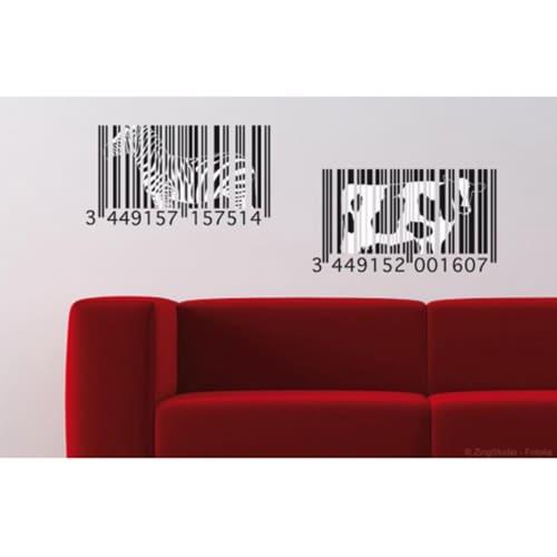 Stickers Muraux Gencod Animaux