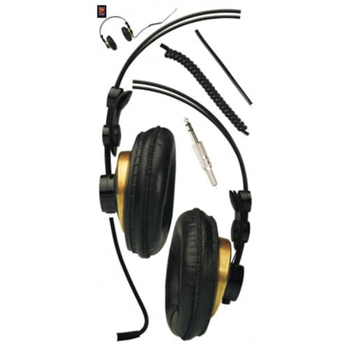 Sticker casque audio en pièce pour déco maison