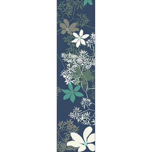 Sticker Fleurs de Chine pour décoration intérieur