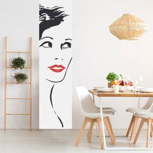 Stickers panneaux déco So Glamour pour déco de salle à manger