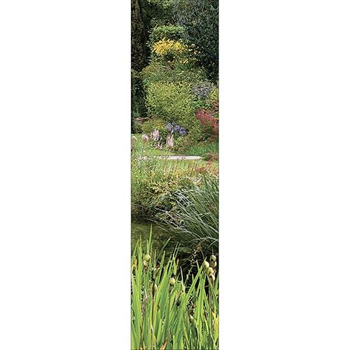 Sticker Jardin Normand pour déco intérieur