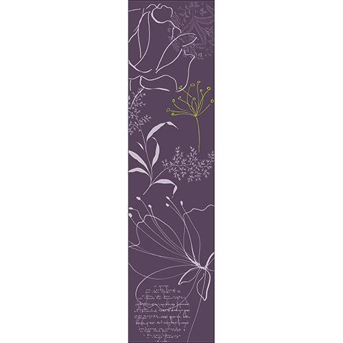 Sticker Poésie Taupe pour décoration intérieur