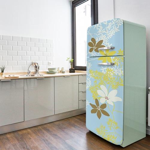 Stickers adhésifs pour frigo Avril