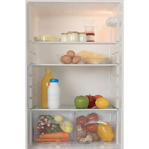 Stickers adhésifs intérieur de frigo