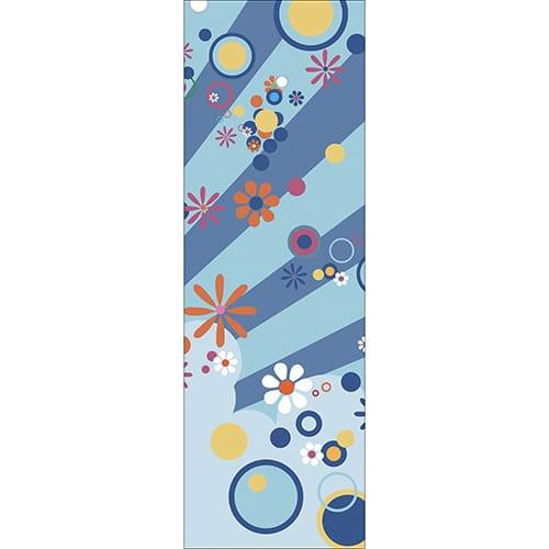 Stickers décoration pour électroménager Flashy pour frigo classique