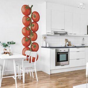 Sticker autocollant géant Tomates