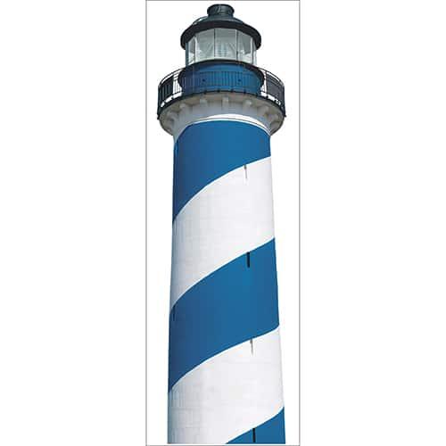 Sticker Cap COD Bleu pour décoration intérieur