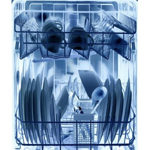 Autocollant pour lave vaisselle Rayon X pour cuisine
