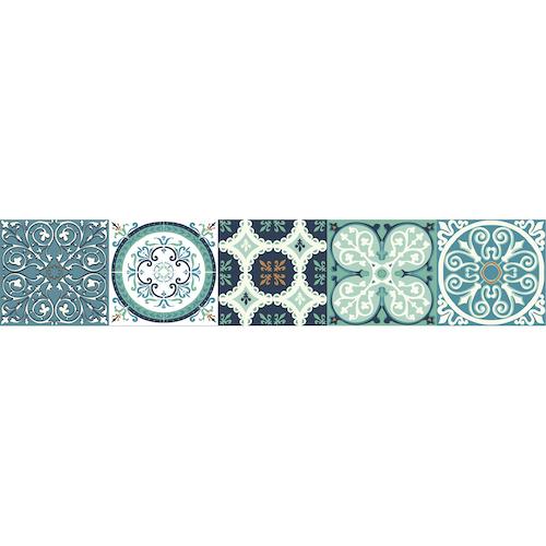 Sticker contremarche style Evora