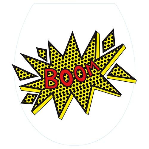 Adoptez un esprit jeune dans vos WC avec notre produit BOOM !