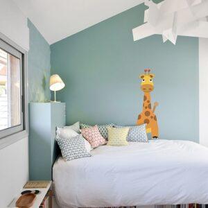 Sticker adhésif Girafe pour thèmes enfants