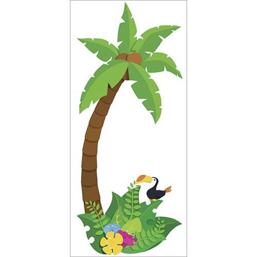 Sticker Palmier pour enfants