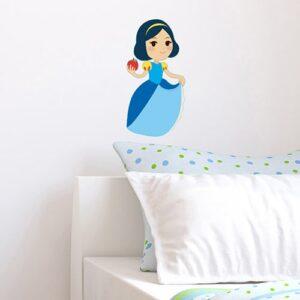 Sticker autocollant Blanche Neige chambre