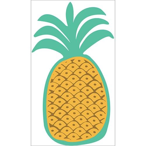 Sticker Ananas pour enfants