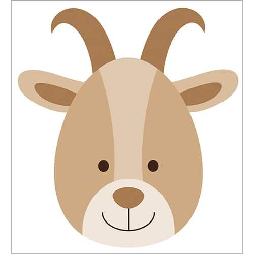 Sticker Animal pour enfants !