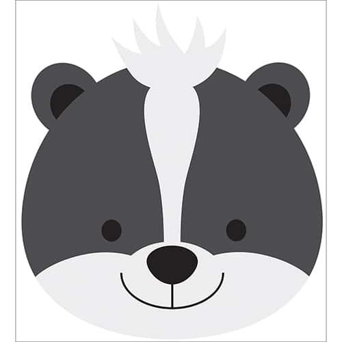 Sticker Raton pour enfants !