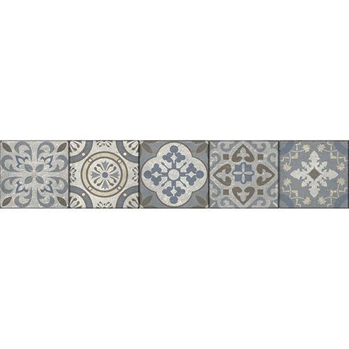 Mosaïque de motifs