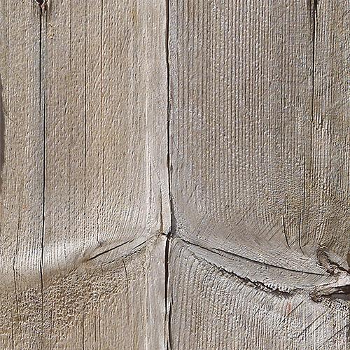 Sticker imitation planche de bois pour décoration de carrelage