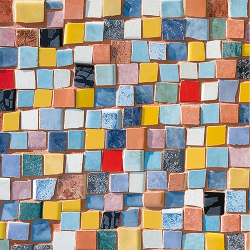 Stickers autocollant Mosaique déco pour carrelage d'intérieur