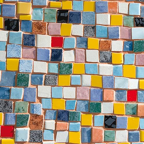 Stickers autocollant carrelage déco d'intérieur Mosaique