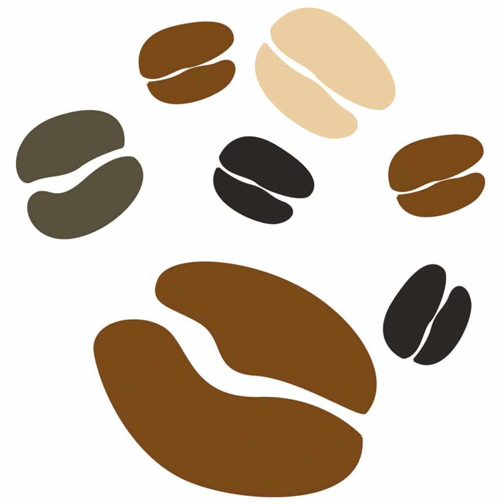Stickers adhésif Coffee Time déco d'intérieur pour carrelage