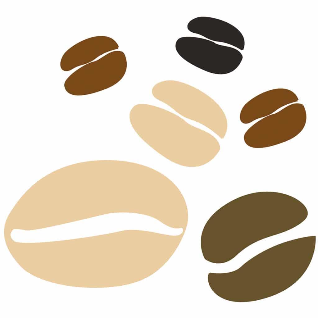 Stickers adhésif effet Coffee Time décoration pour carrelage