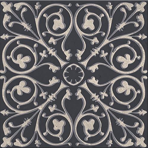 Stickers autocollant décoration pour carrelage Brescia gris