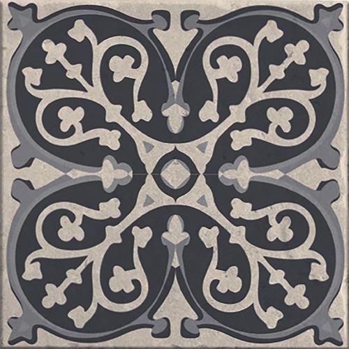Stickers adhésif gris décoration Brescia pour carrelage