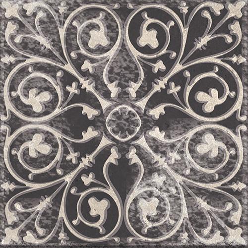 Stickers autocollant décoration gris Brescia pour carrelage