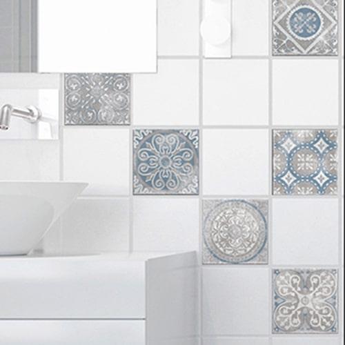 Stickers adhésifs Antico Elvas pour carrelage dans une salle de bain