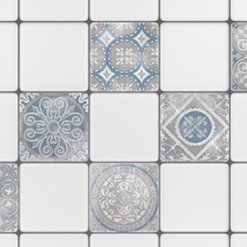 Stickers Antico Elvas déco pour carrelage dans une salle de bain