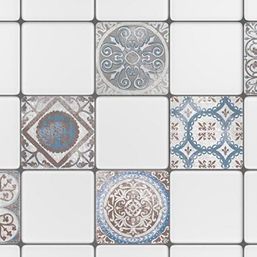 Stickers Antico Baixa pour carrelage mural