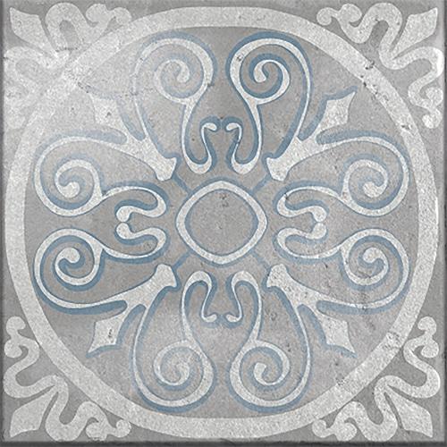 Sticker autocollant gris pour carrelage gamme Antico Marvao