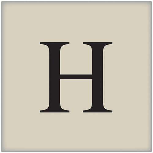 Sticker adhésif lettre