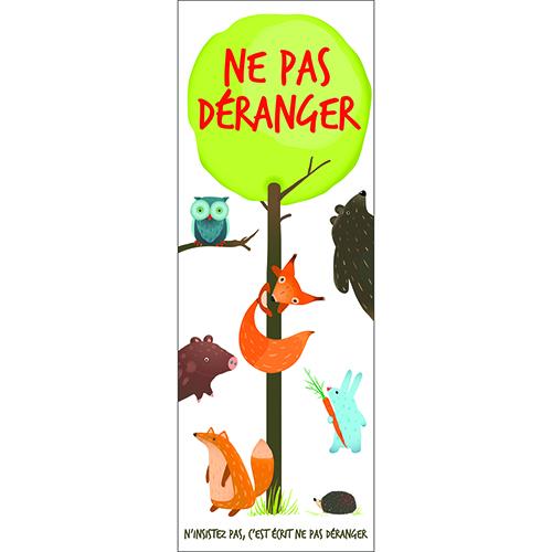 Sticker autocollant decoration murale citation