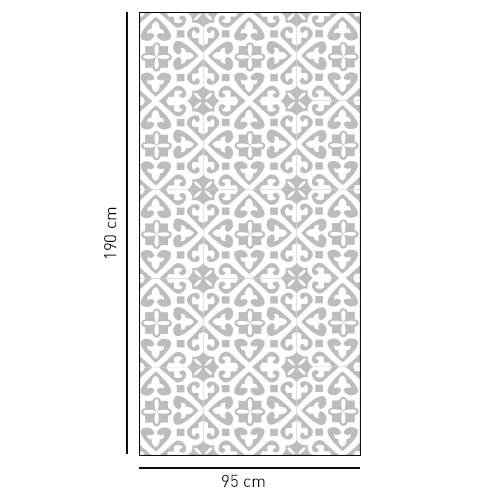 Sticker décoratifs pour salle de bain, petits motifs Moyen Orient