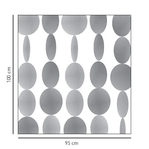 Sticker autocollant Perles pour salle de bain