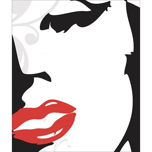 Sticker pour lave-vaisselle Marilyn