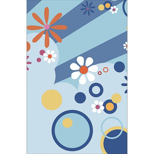 Sticker déco Flashy adapté pour les petits frigo