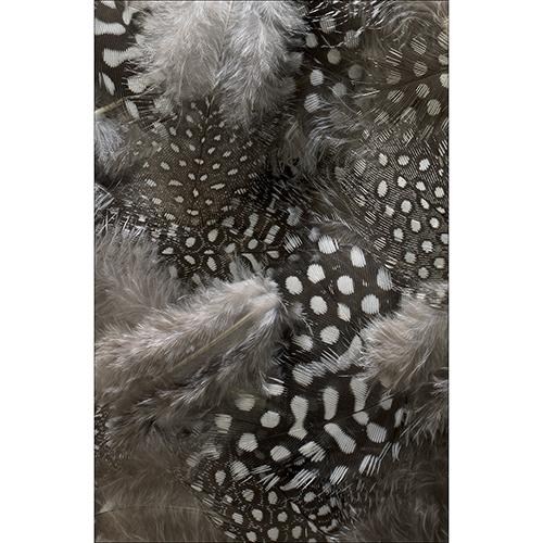 Sticker décoratif autocollant pour petit frigo duvet de plumes