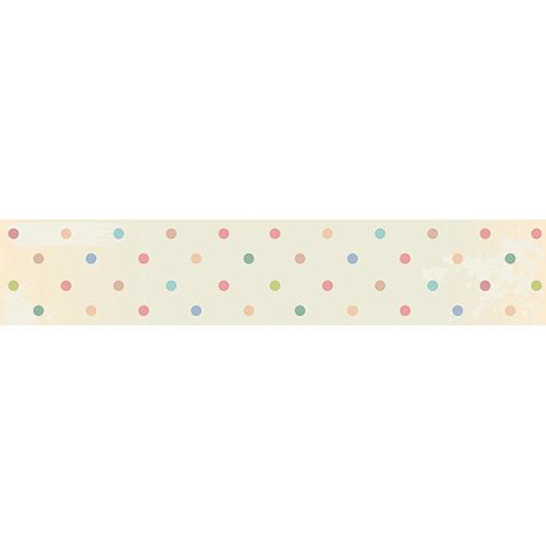 Sticker collection vintages crème à poids multicolore pour contremarches