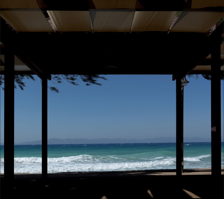 panoramique géant XXL avec vue sur mer