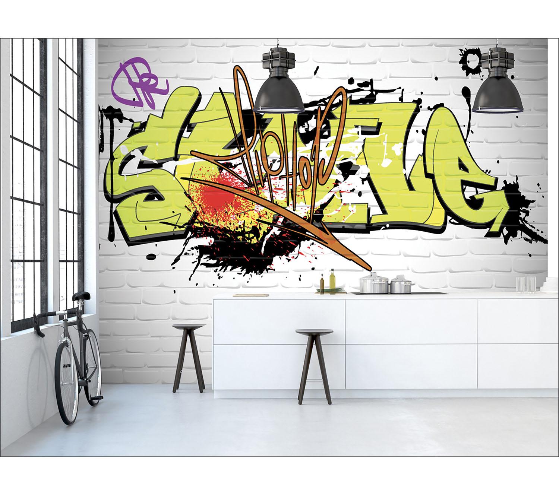 Mur d'image décoratif idéale pour déco chambre d'adolescent