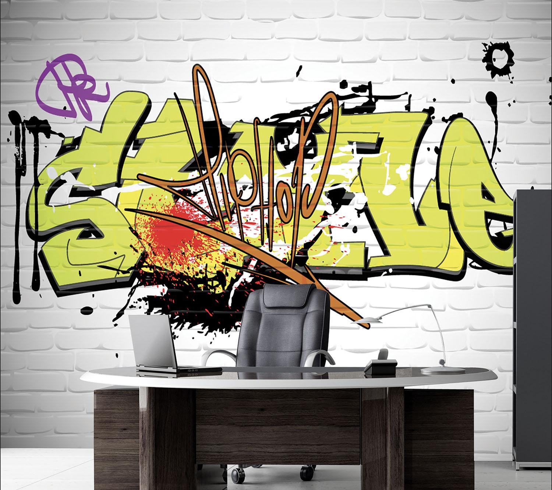 Décoration murale grand format