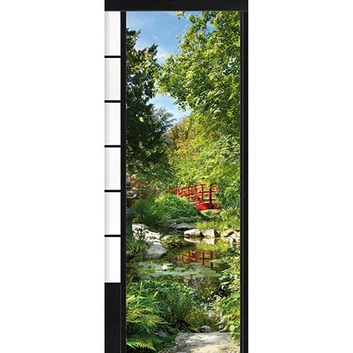 Sticker Jardin du Japon !