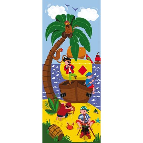 sticker Pirates pour enfants